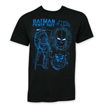 T-shirt Batman vs Superman Power Suit