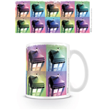 Doctor Who Tasse Tardis Colour