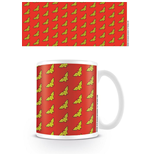 DC Originals Tasse Wonder Woman Logo Pattern
