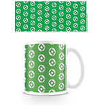 DC Originals Tasse Green Lantern Logo Pattern