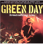 Vinyl Green Day - Broadcasting Live Green Vinyl