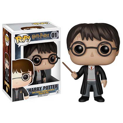 Actionfigur Harry Potter Bobble Head