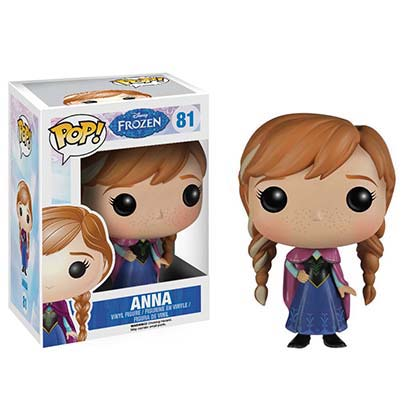 Actionfigur Frozen
