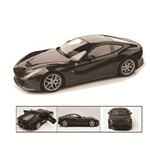 Modellauto 1:18 F12 Berlinetta Grey