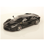 Modellauto 1:18 LaFerrari Matt Black
