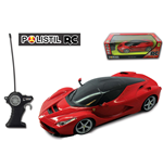 Modellauto 1:14 LaFerrari F14-T R/C Car Red