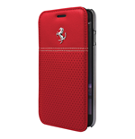 iPhone Flip Cover Ferrari