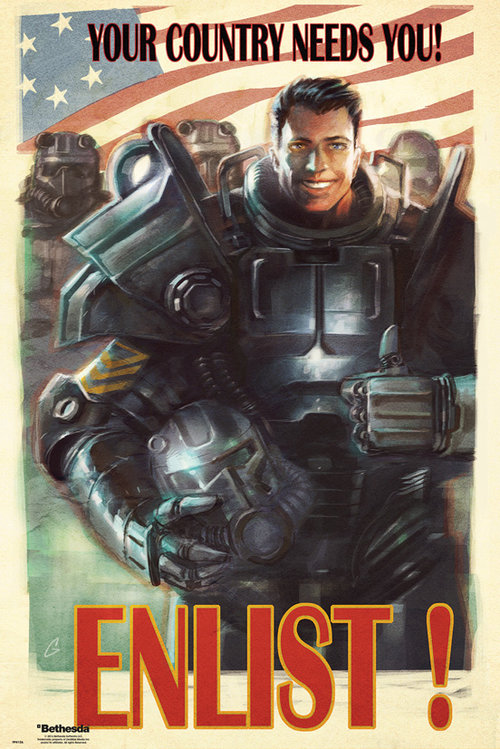 Poster Fallout 196666