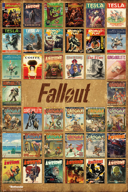 Poster Fallout