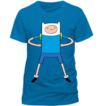 T-Shirt Adventure Time - Finn