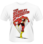 T-Shirt  Dc Comics - Flash - Dc ORIGINALS-THE Scarlet Speedster