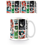 Justice League Tasse 52 Style
