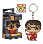 Harry Potter Pocket POP! Vinyl Schlüsselanhänger Harry Potter Quidditch 4 cm