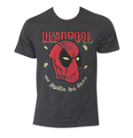 T-Shirt Deadpool Loves Tacos