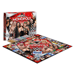 WWE Wrestling Brettspiel Monopoly *Deutsche Version*