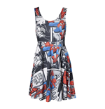 Kleid Spiderman 197190