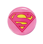Brosche Superman