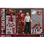 Actionfigur Iron Man 197416