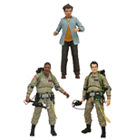 Ghostbusters Select Actionfiguren 18 cm Serie 1 Sortiment (6)