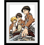 Kunstdruck Attack on Titan 197954