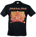 T-Shirt Black Sabbath  198321