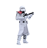 Star Wars Episode VII Movie Masterpiece Actionfigur 1/6 First Order Snowtrooper Officer 30 cm