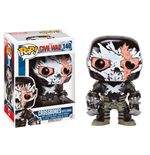 Captain America Civil War POP! Vinyl Wackelkopf Crossbones (Battle Damage) 9 cm