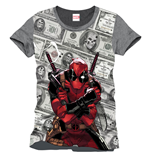 T-Shirt Deadpool 198464