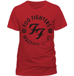 T-Shirt Foo Fighters  198569