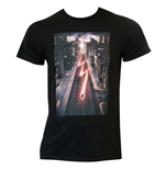 T-Shirt Flash Gordon Thru City