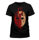 T-Shirt Friday the 13th 198920