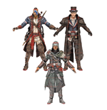 Assassin´s Creed Actionfiguren 15 cm Serie 5 Sortiment (8)