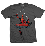 T-Shirt Deadpool 199496