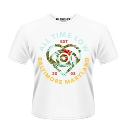 T-Shirt All Time Low  199525