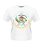 All Time Low T-Shirt VACATION HEART