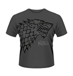 T-Shirt Game of Thrones  - Direwolf