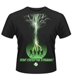 T-Shirt Ghostbusters: Don't Cross The Streams