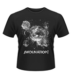 T-Shirt Awolnation Planets