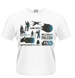 T-Shirt Star Wars 199734