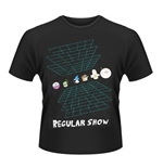 T-Shirt Regular Show Virtual Reality