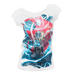 T-Shirt Thor Electricity - Frauen