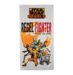 Star Wars Handtuch Rebel Fighter 140 x 70 cm