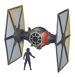 Star Wars Episode VII Fahrzeug mit Figur 2015 First Order Special Forces TIE Fighter Exclusive