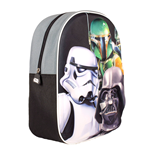 Star Wars 3D Rucksack Group