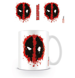 Deadpool Tasse Splat
