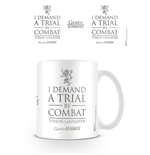 Game of Thrones Tasse Trial By Combat