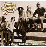 Vinyl Allman Brothers Band - Manley Field House  Syracuse  Ny