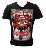 T-Shirt Deadpool Kills Deadpool