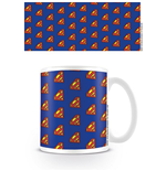 DC Originals Tasse Superman Logo Pattern