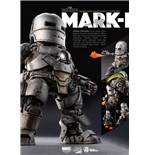 Iron Man 3 Egg Attack Actionfigur Iron Man Mark 1 16 cm